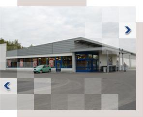 Budowa Pawilonu Handlowego LIDL w Tarnobrzegu ul. Kazimierza Wielkiego